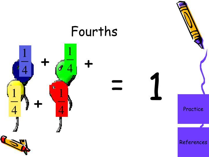 Fourths
