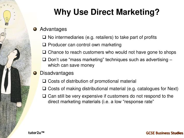 Why Use Direct Marketing?