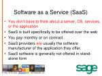 software as a service saas1