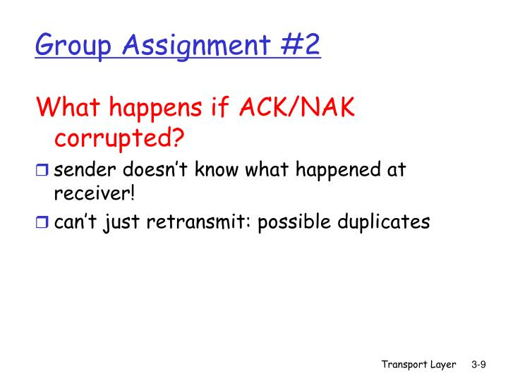 Group Assignment #2