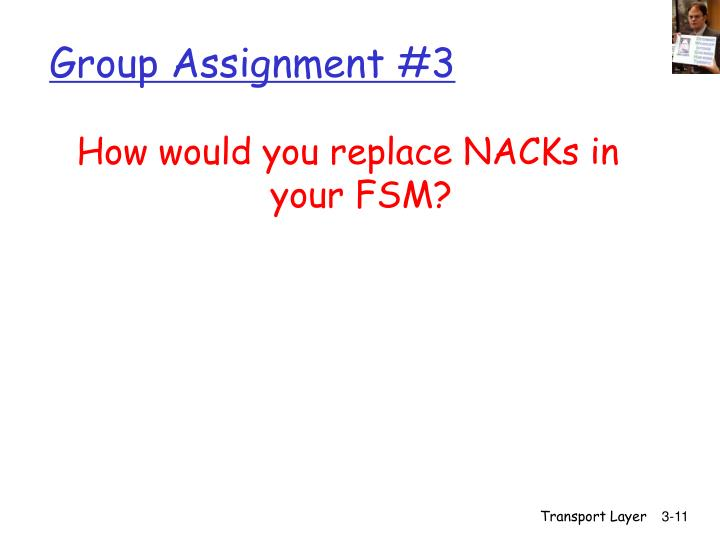 Group Assignment #3