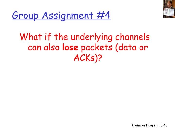 Group Assignment #4
