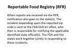 reportable food registry rfr1
