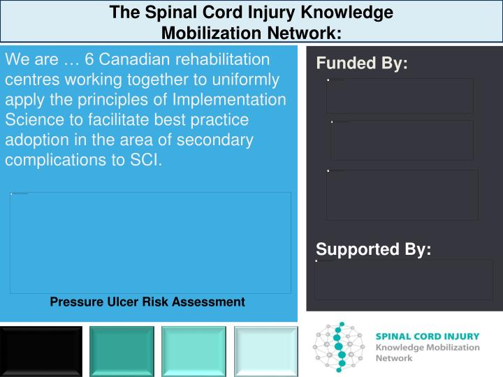 The Spinal Cord Injury Knowledge