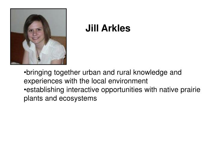 Jill Arkles