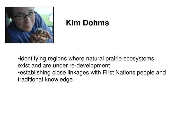 Kim Dohms