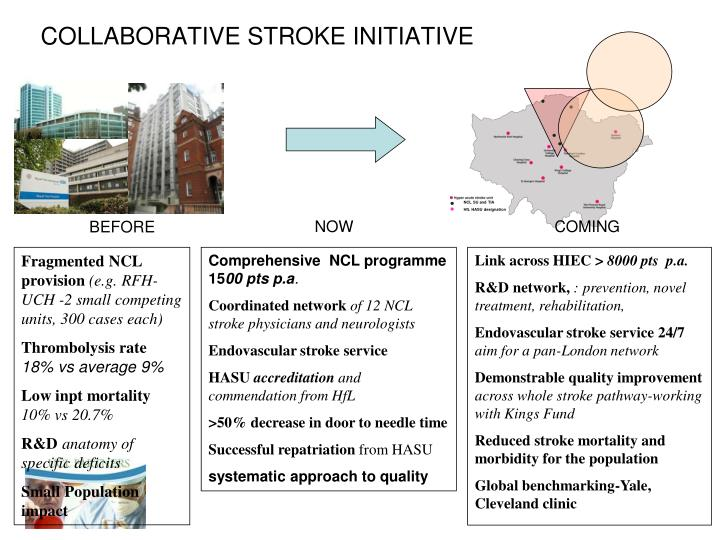 COLLABORATIVE STROKE INITIATIVE