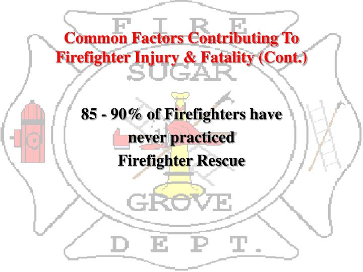 Common Factors Contributing To