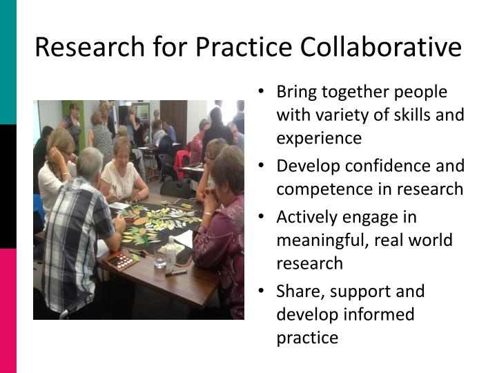Research for Practice Collaborative