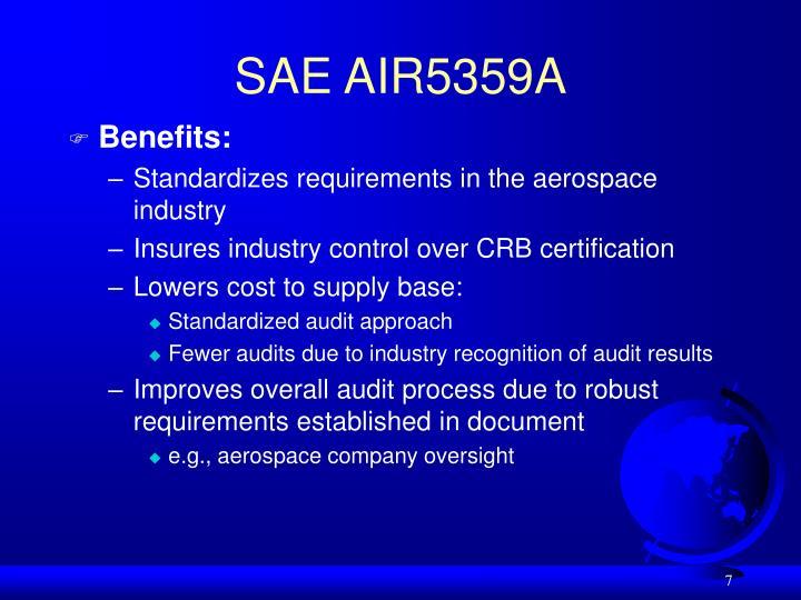 SAE AIR5359A