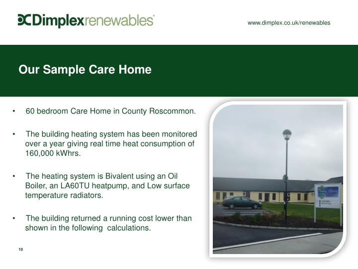 Our Sample Care Home