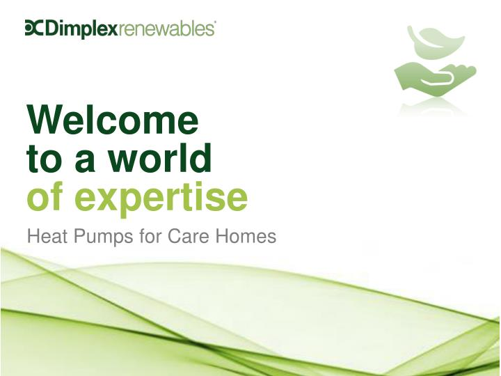 Heat Pumps for Care Homes