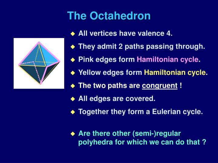 The Octahedron