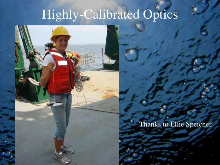 Highly-Calibrated Optics