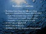 radiance cameras