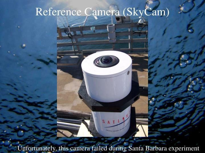 Reference Camera (SkyCam)