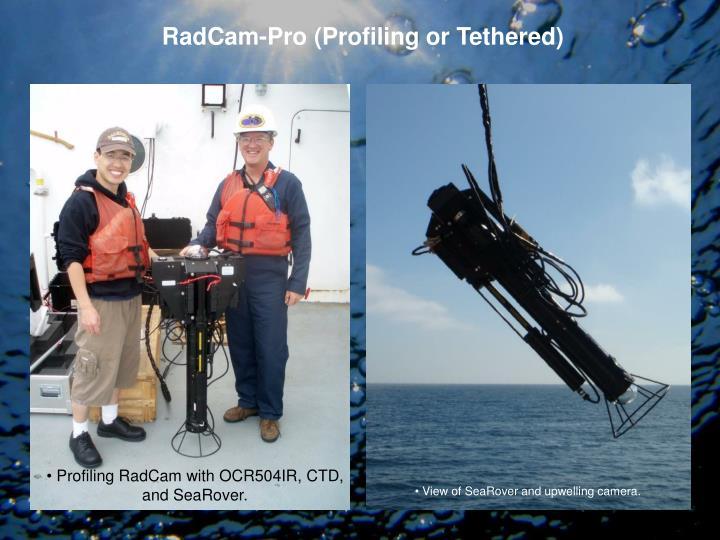RadCam-Pro (Profiling or Tethered)