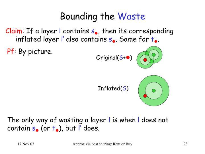 Bounding the