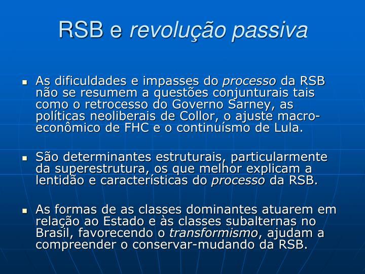 RSB e