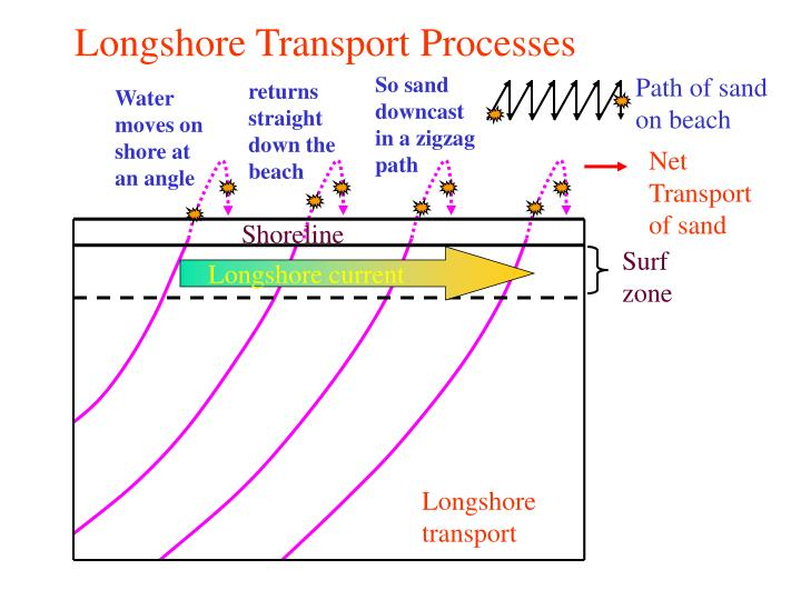 Longshore Transport Processes