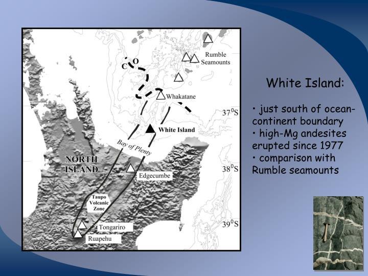 White Island: