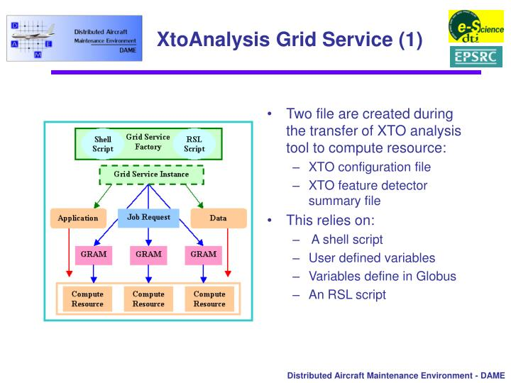 XtoAnalysis Grid Service (1)