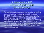 4 implement a ruc capacity short charge circuit breaker