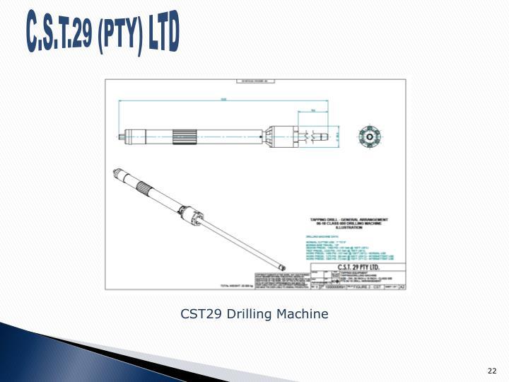 C.S.T.29 (PTY) LTD