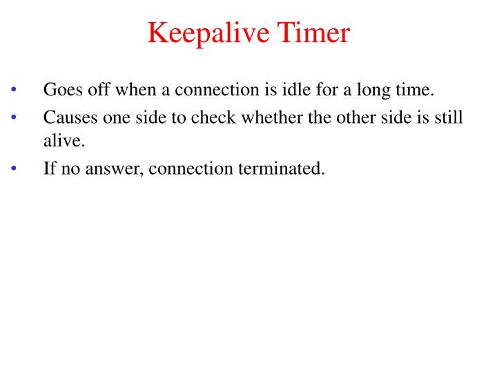 Keepalive Timer