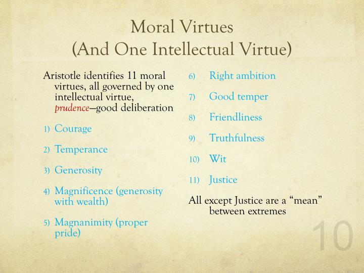 "an overview of aristotles views on happiness function morality and virtue The role of happiness in kant's ethics some reasons for its powerlessness to function as a basis of morality principle of happiness tells virtue ""to her."