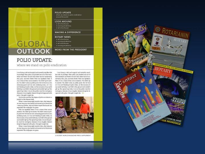 Rotary World Magazine Press