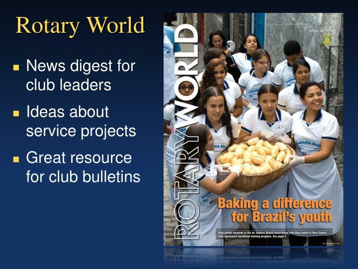 Rotary World