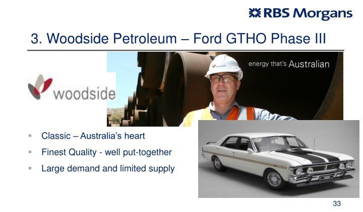 Classic – Australia's heart