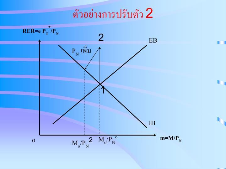 ตัวอย่างการปรับตัว 2