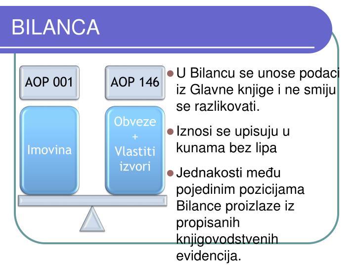 BILANCA