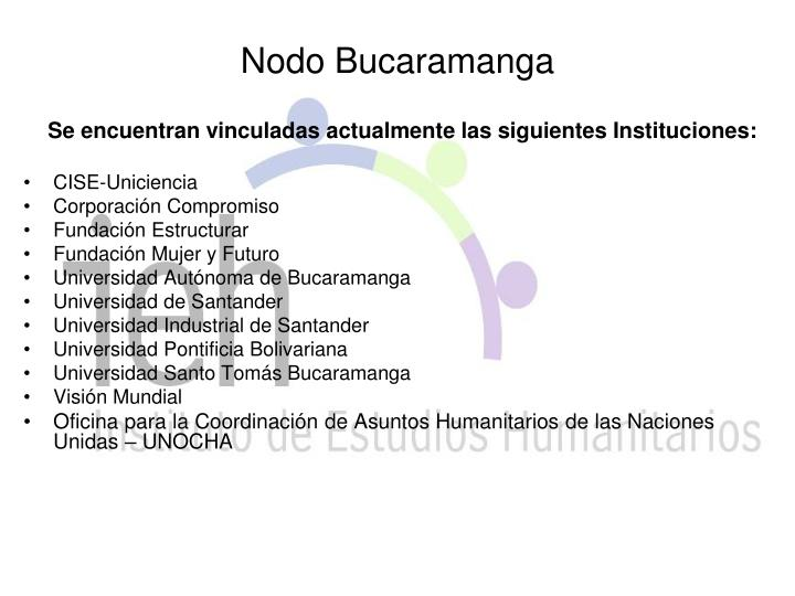 Nodo Bucaramanga