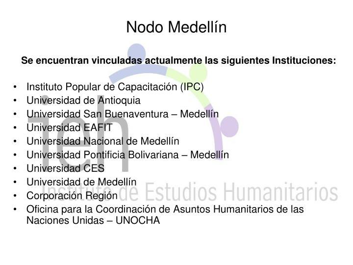 Nodo Medellín