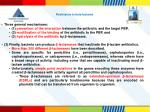 resistance to beta lactams1