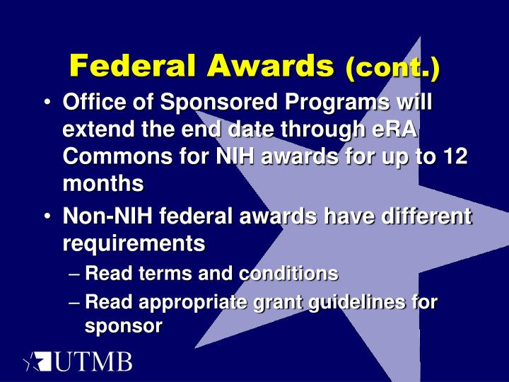 Federal Awards