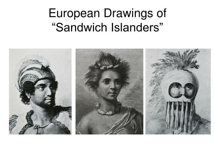 European Drawings of