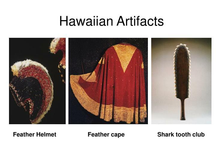 Hawaiian Artifacts