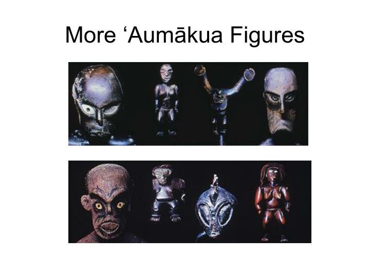 More 'Aumākua Figures