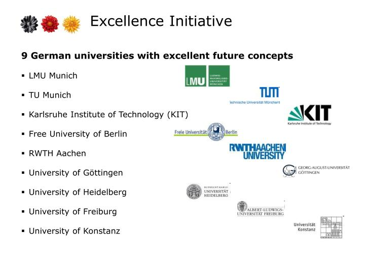Excellence Initiative