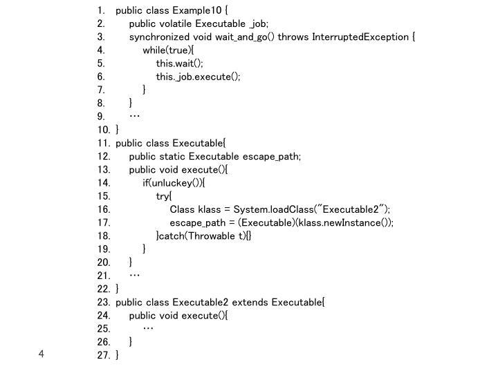 public class Example10 {