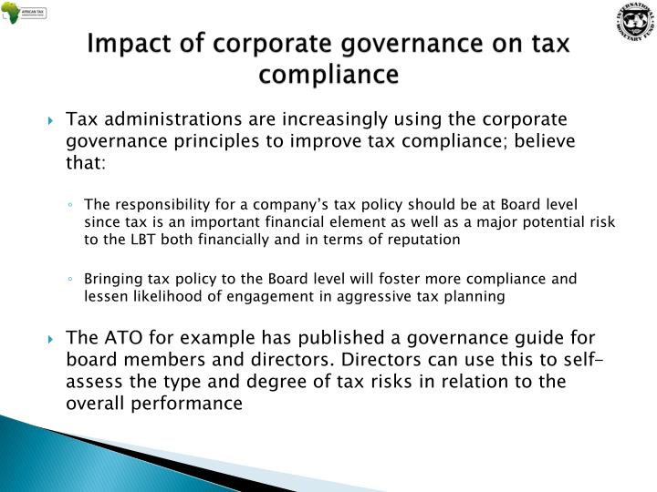 We examine the role of governance in tax planning decisions to help resolve the debate in the governance and tax literatures about whether a link exists between firms׳ corporate governance structures, including managers׳ incentive-compensation contracts, and corporate tax avoidance.