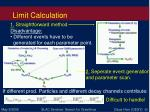 limit calculation1