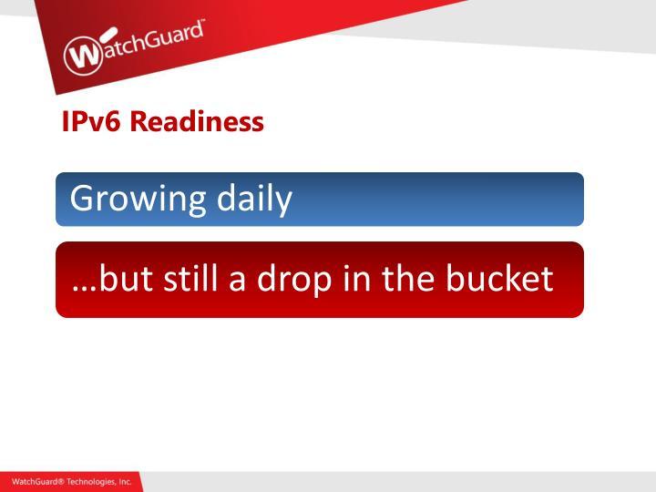 IPv6 Readiness