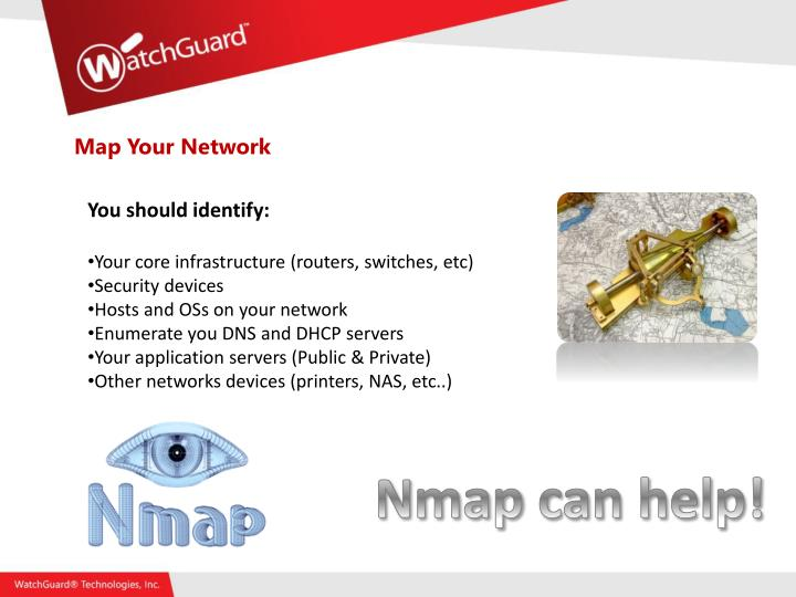 Map Your Network