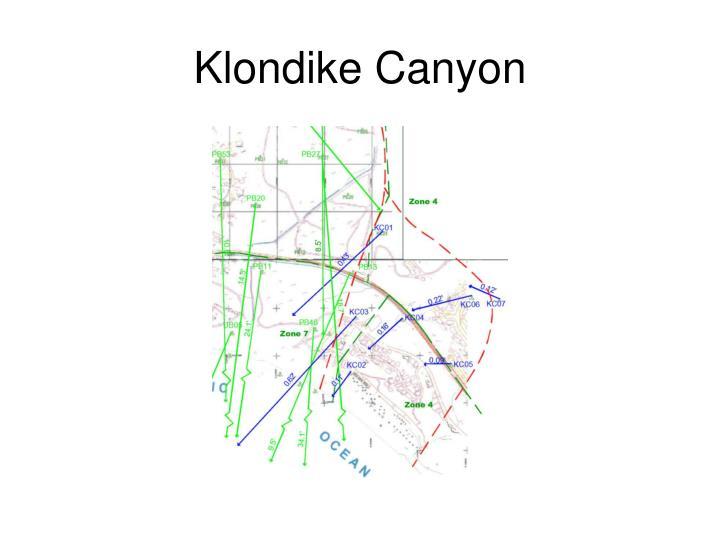 Klondike Canyon