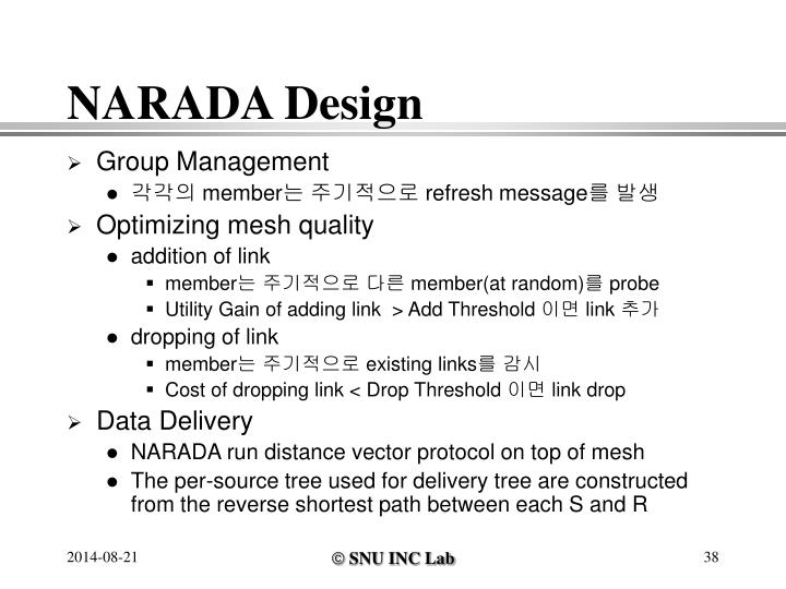 NARADA Design